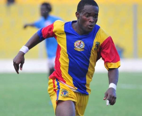 Mahatma Otoo deserves to win the 2013 Ghana Premier League MVP.