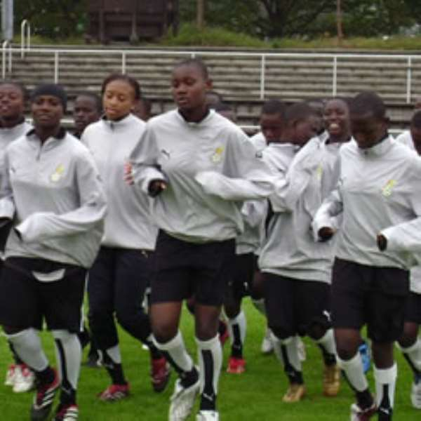 Black Queens ups preparations to face Guinea