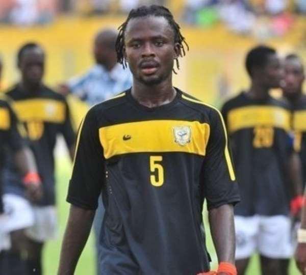 Malik Akowuah will train with Medeama on Monday