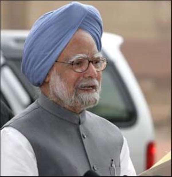 India's New Gov't Sworn In