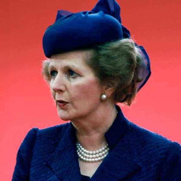 Britain's First Female Prime Minister, Margaret Thatcher