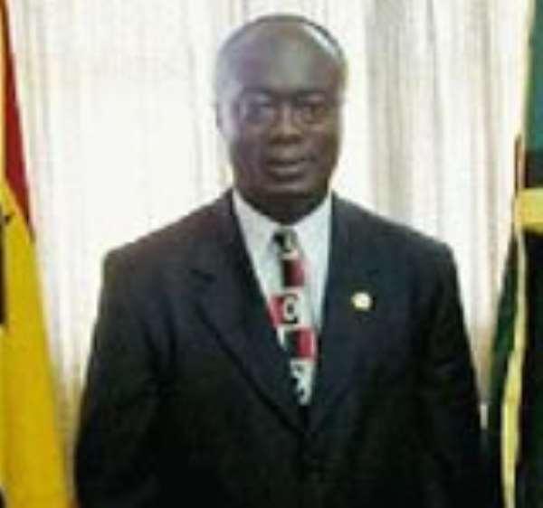 Member of Parliament for Asokwa, Maxwell Kofi Jumah