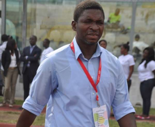 GFA technical director will recommend substantive appointment of Maxwell Konadu once he impresses in Guinea audition