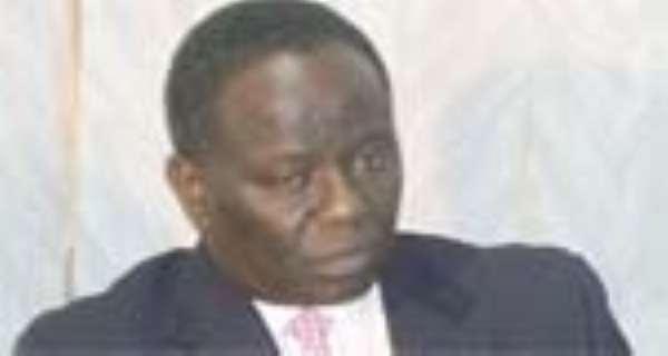 Mr. Martin Esson-Benjamin- The Chief Executive Officer of the Millennium Development Authority (MiDA)