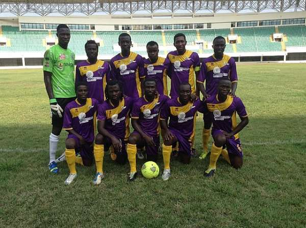 Medeama will play MAS of Morocco if they beat Panthers