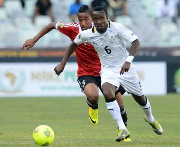 Ghana and Libya will clash again at CHAN