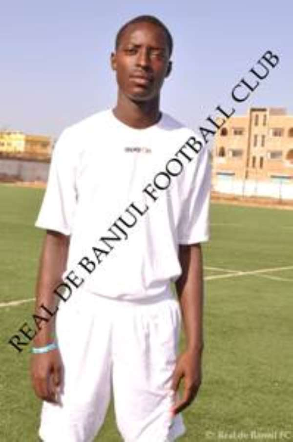 Michael Touray has joined Inter Allies