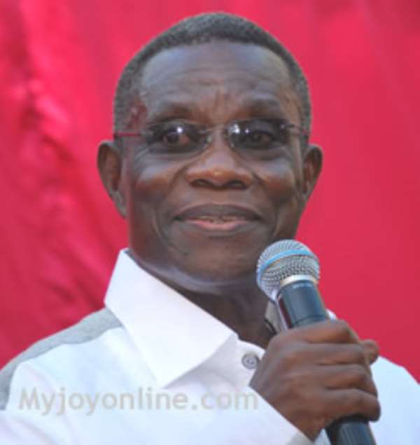 President John Evans Atta Mills