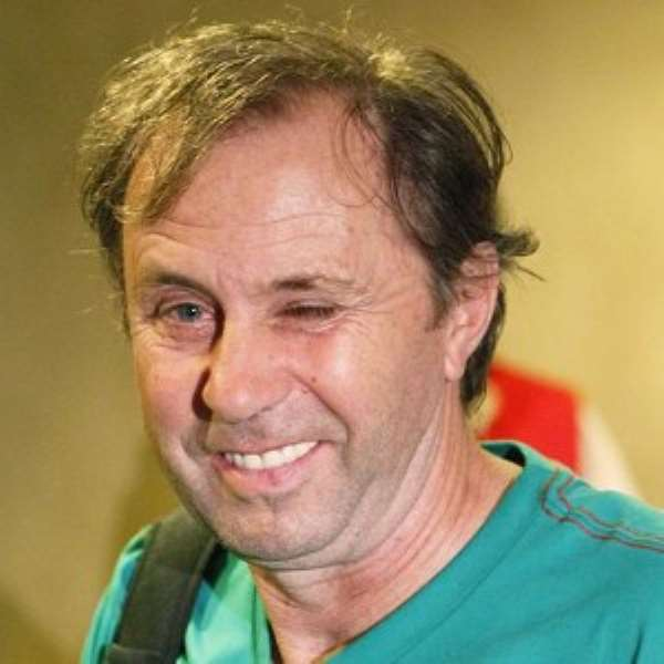 Member of parliament to protest if Milovan Rajevac is appointed Ghana coach