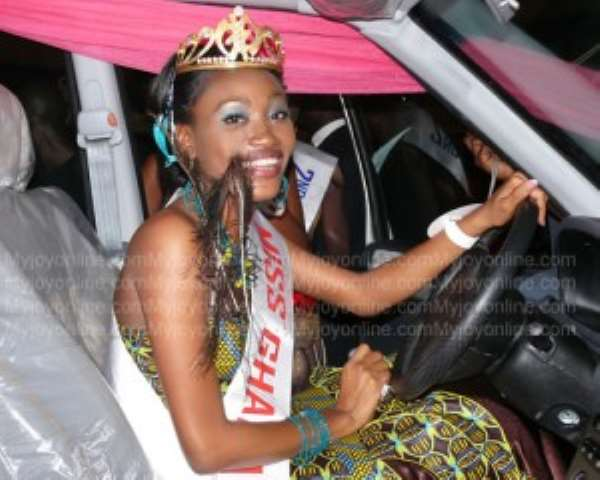Media Whizz Kids Throws In A New Format For Miss Ghana 2010