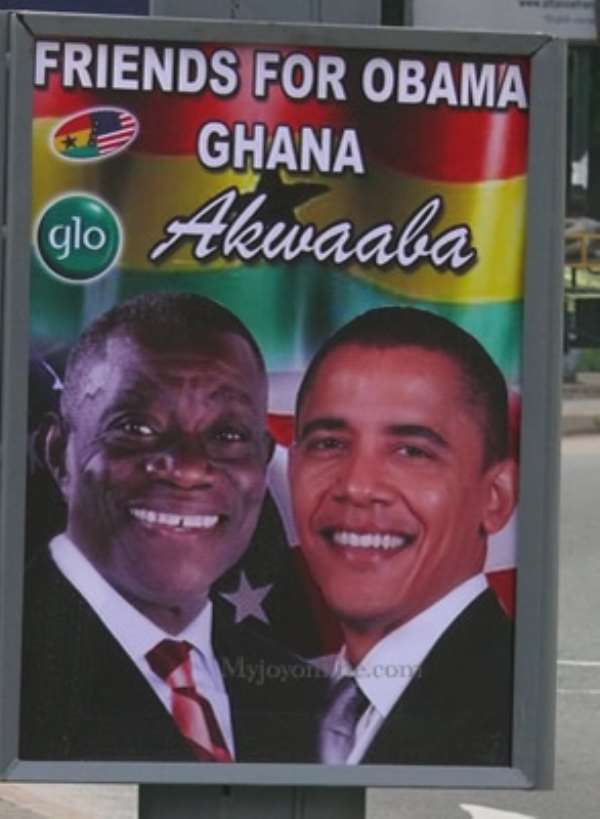 Obama is coming, so what?