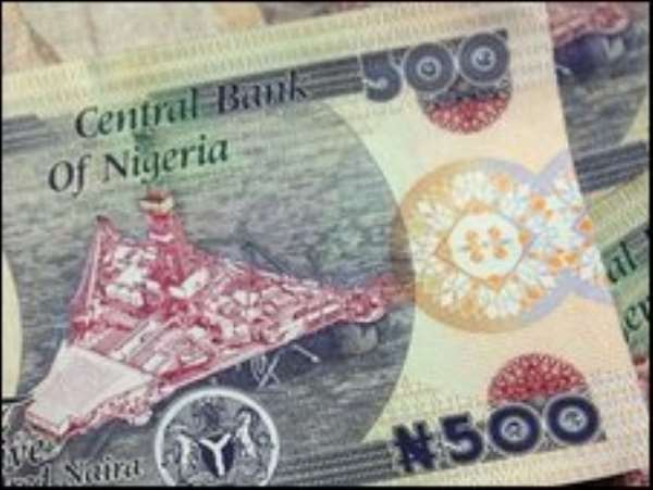 Nigeria must redenominate its voluminous near-worthless Nairacurrency