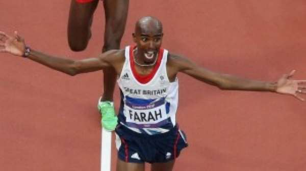 Mo Farah claims second Olympic gold