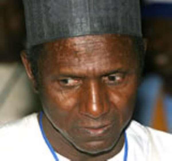 President Umaru Yar'Adua of Nigeria