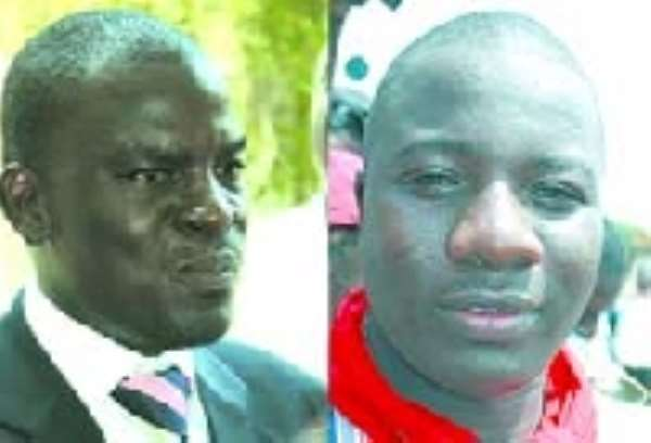 Northern youth order Ayariga, Haruna to withdraw case
