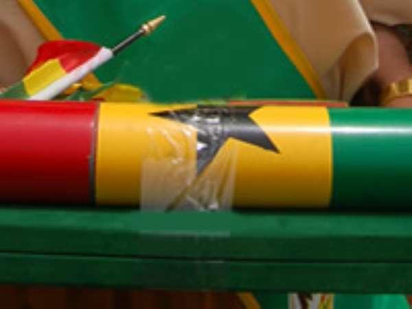 Who Propels Ghana Forward?