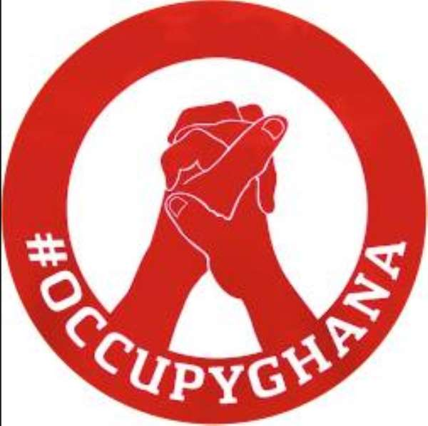 OccupyGhana Not Better Than The Rest Of Ghanaians