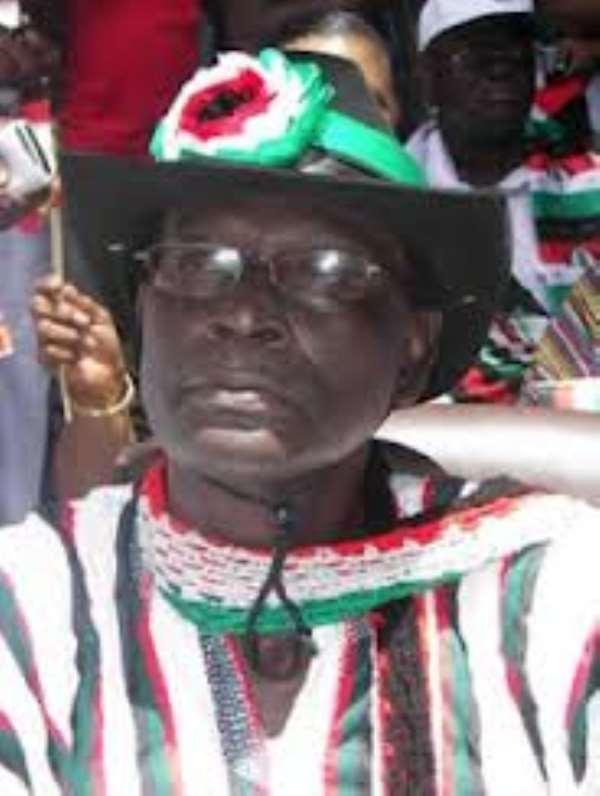 NDC Chairman's Bodyguard Granted Bail