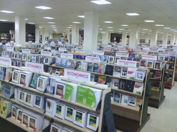 Need a book? Visit EEP's biggest bookstore at Legon Mall
