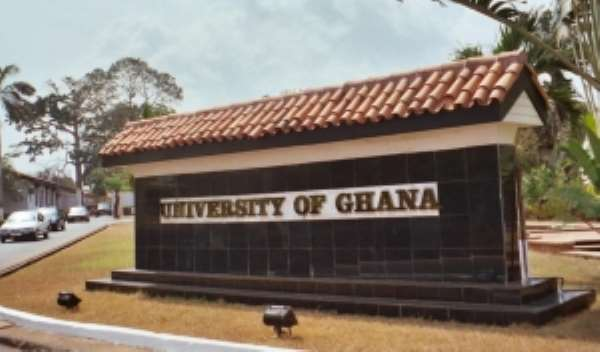 Legon to run executive courses in Mining Law and Policy