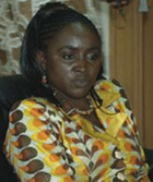 Dr Hannah Louisa Bisiw, Deputy Minister for Water Resource, Works and Housing
