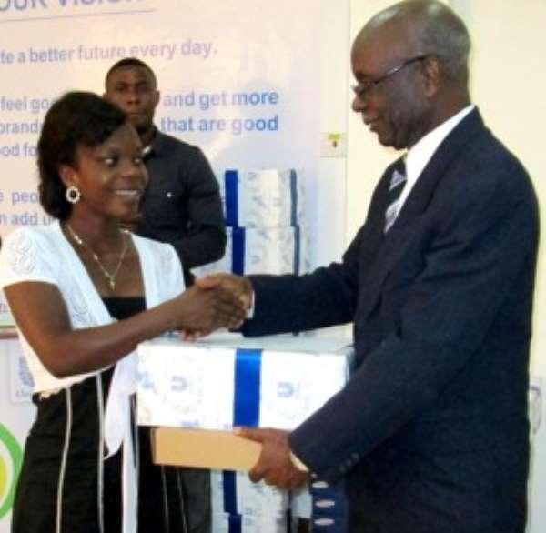 Unilever Honours 16 Female Graduates