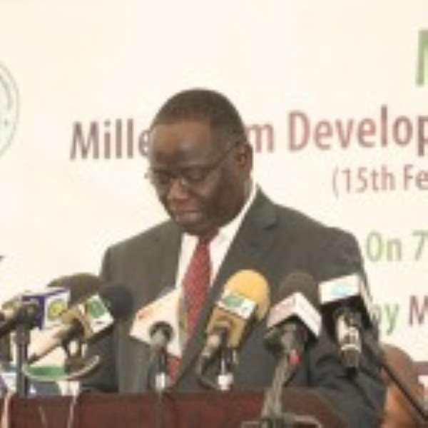 Mr. Martin Eson-Benjamin, CEO-MiDA. Pix by Eric Owiredu