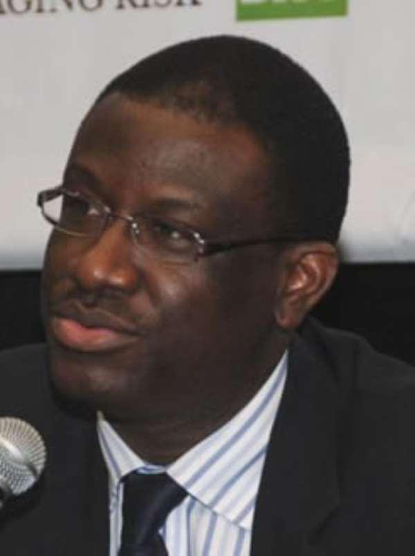 Mr. David Ige, Group Executive Director of NNPC