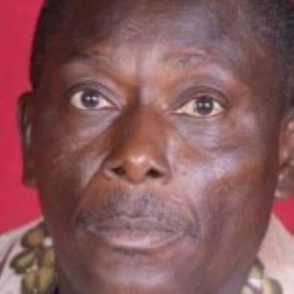 Maintain Ghana's democratic credentials - Tackie Komme