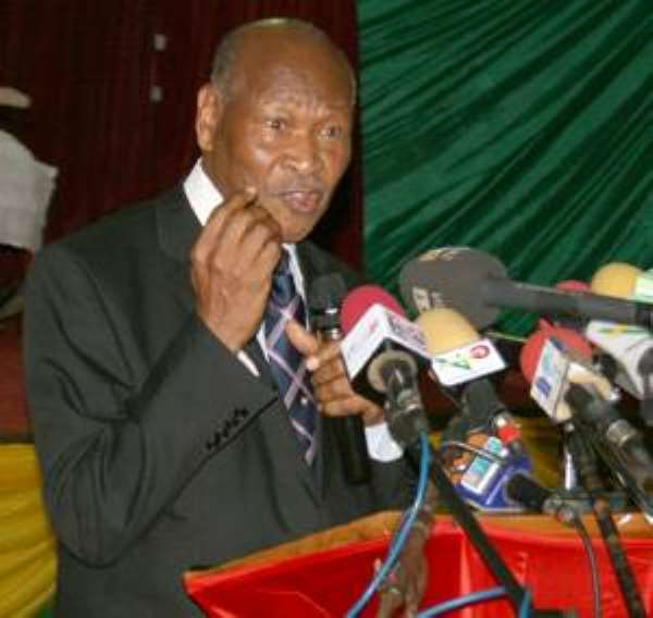 We can't afford to fail as a nation - Sam Okudzeto