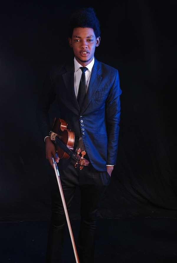 Re-Introducing Godwin Strings, Mr. #ViolinMusic
