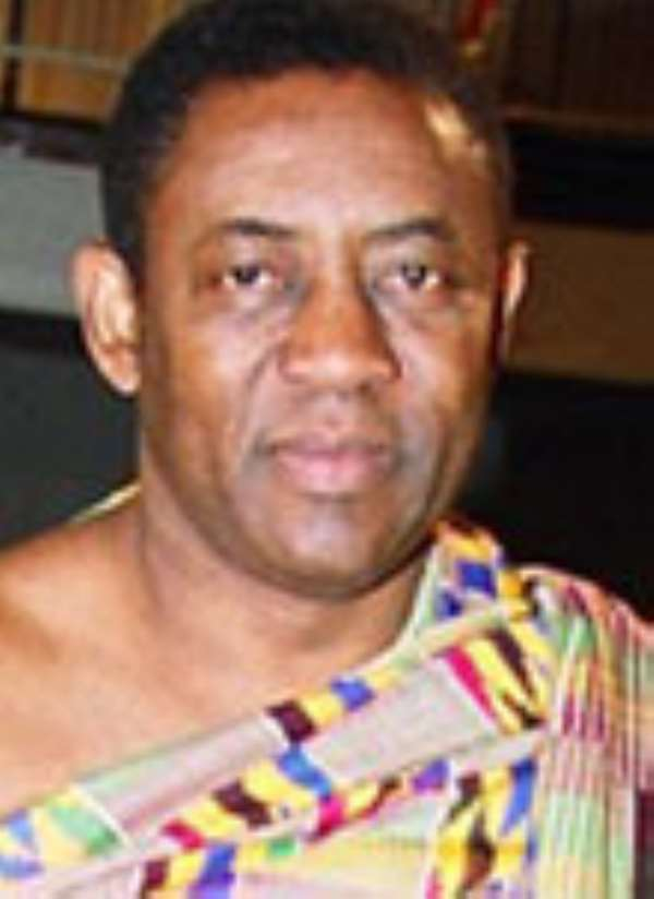 Mr. Isaac Osei, MP for Subin Constituency
