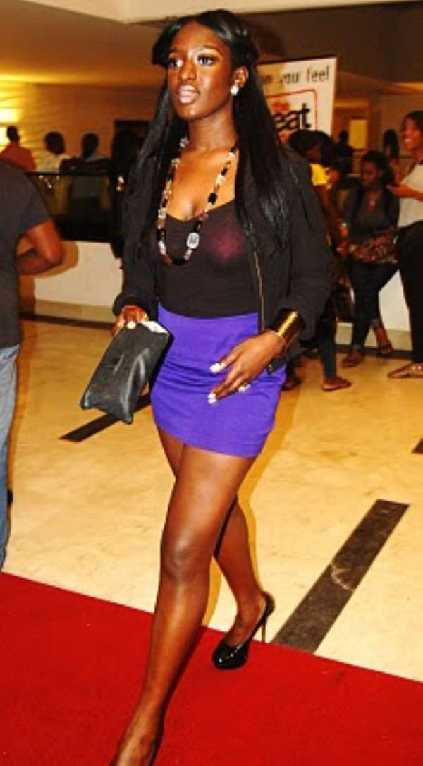 Pictures from Rick Ross Lagos Concert