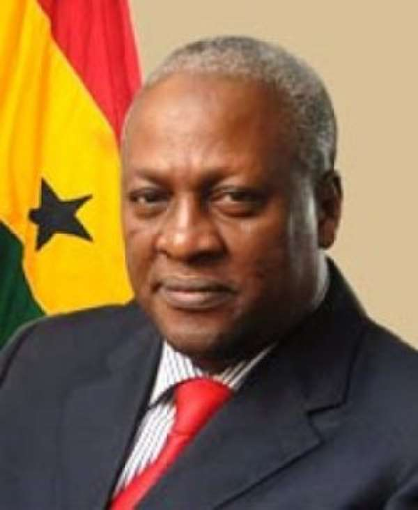 HE John Dramani Mahama To Join African Heads Of State, Ministers And Dignitaries At The 2nd Africa Global Business Forum