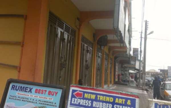K'si Shops Closed…For 'Ya Ye Den Demo'