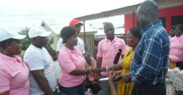 JCI-Ghana Donates To Ashan Children's Home