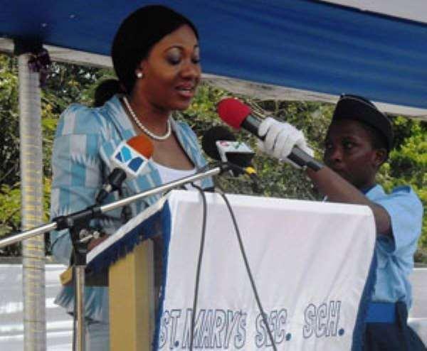 Jean Mensah Seeks Protection For Girls