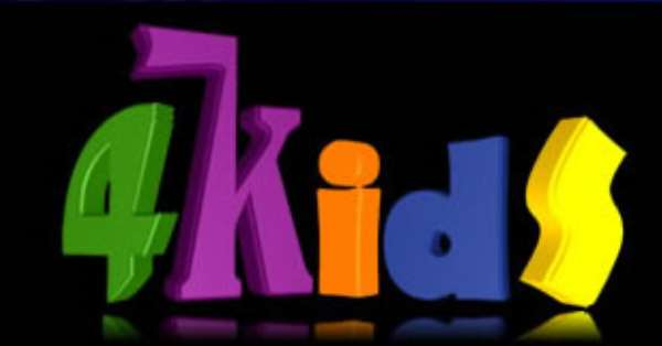 4Kids is Multi TV's channel dedicated to children