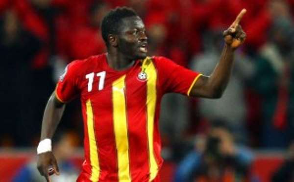 The Black Stars have drawn a bye as the 2015 Africa Cup of Nations qualifiers start