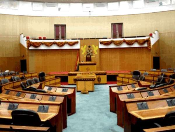 Chamber Of Parliament To Be Redesigned