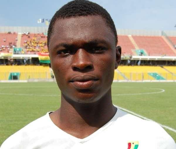 Rashid Sumaila was in top form for Ghana.