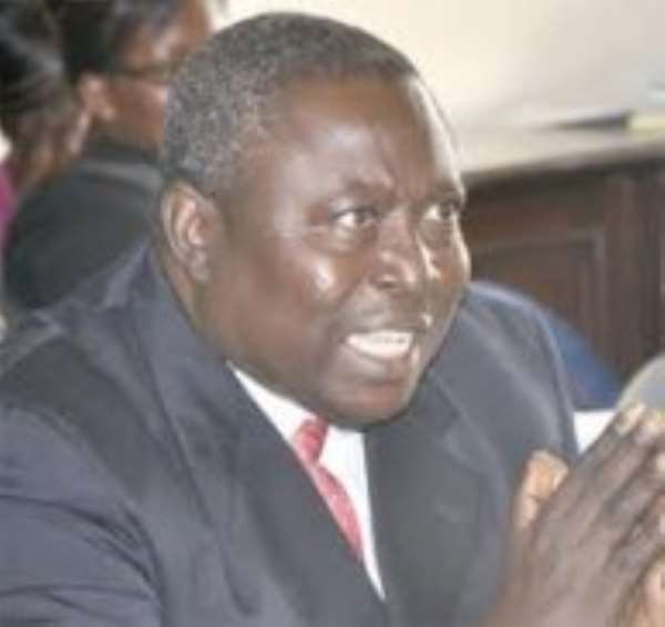 WHY MARTIN A. B. K. AMIDU IS NOT USING GOVERNMENT OR PARTY CHANNELS FOR HIS ADVOCACY FOR ACCOUNTABILITY AND TRANSPARENCY
