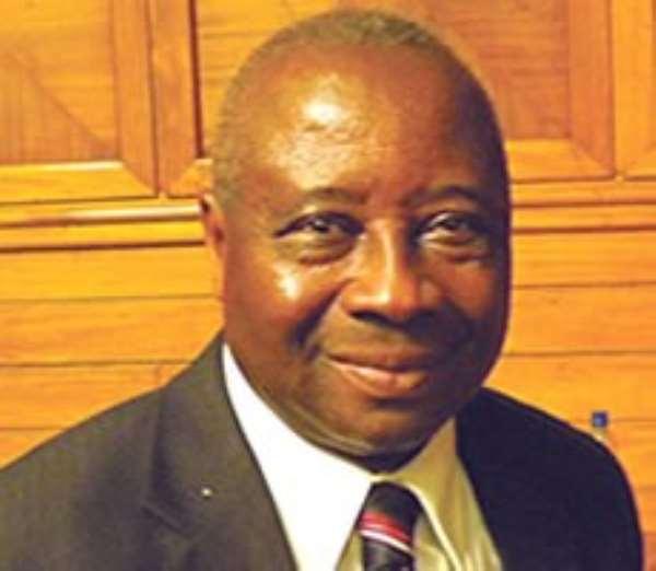 Nana Owusu- Afari, AGI President