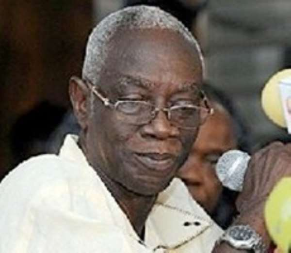 Dr. Kwadwo Afari Gyan