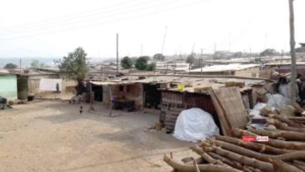 Tema Manhean U-Compound to be demolished