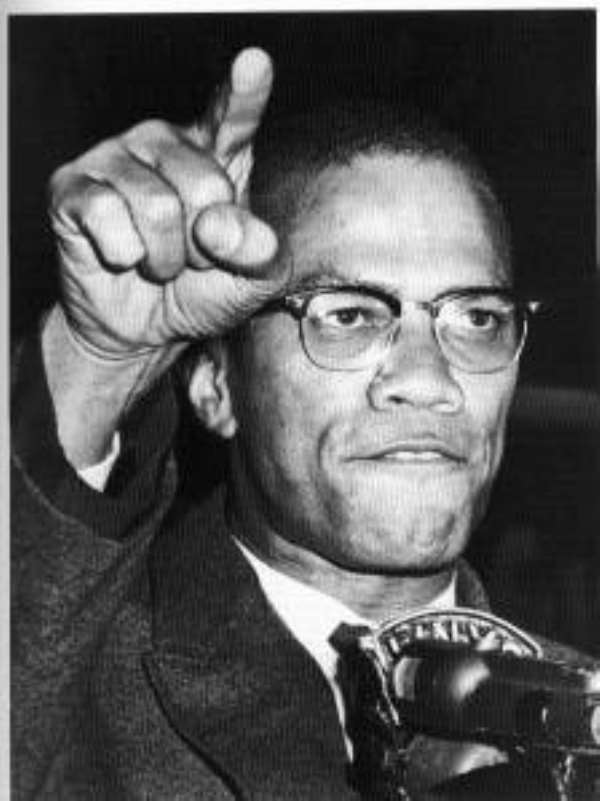 Malcolm X, Black Liberation and Pan-Africanism *