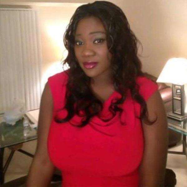 The Fear Of Losing Hubby Forces Mercy Johnson To Gym
