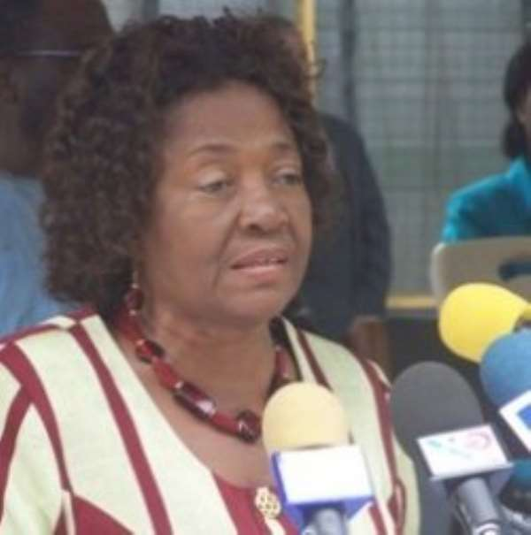 Focus on the achievements of women too - Naadu Mills