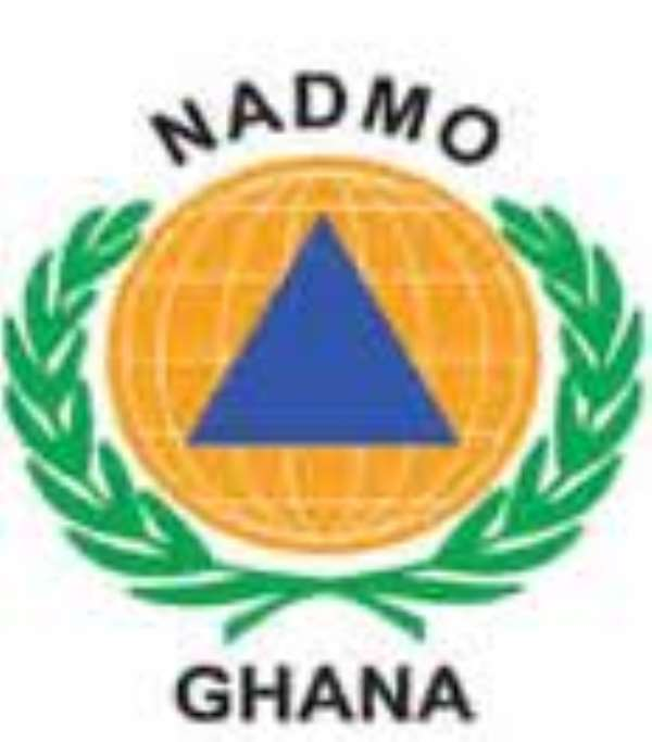 NADMO organises training for staff, stakeholders