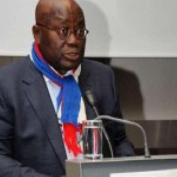 Nana Rubbishes Ibrahim Mahama Allegation